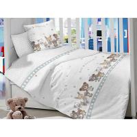 Комплект постельного белья Masterson Friends 3 предмета
