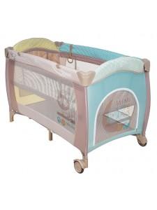 Манеж-кровать Pituso Florecita