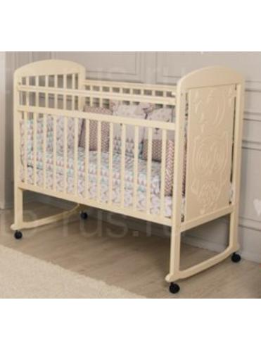 Кровать Incanto Civetta (колесо+качалка)