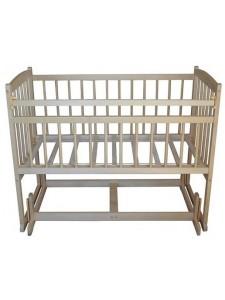 Детская кроватка Бэби 4 (поперечный маятник) разборная