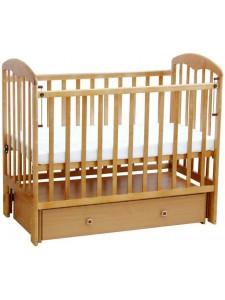 Детская деревянная кроватка Фея 328 универсальный маятник