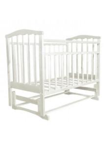 Кроватка детская Золушка-5 (белый, слоновая кость)