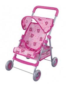 Кукольная коляска-трость с регулируемым капором Fel Li Toys FL8186