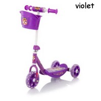 Самокат 3-х колесный 3 Wheel Scooter Baby Care