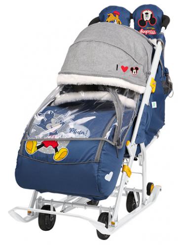 Санки-коляска Disney baby 2