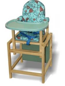 Стул-стол для кормления СТД-07