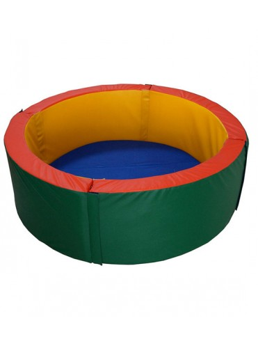 Сухой бассейн круглый (мягкое дно 50 мм)
