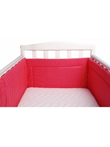 Бортик в кроватку BamBola Карамельки