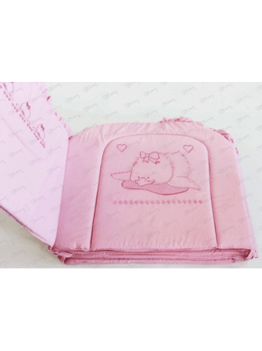Бортики для детской кроватки Утенок 10096