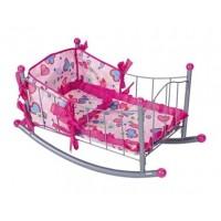 Кукольная кроватка FEI LI TOYS FL989-3