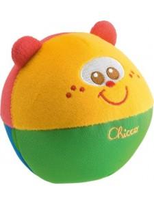 Развивающая игрушка Chicco Мягкий мячик New