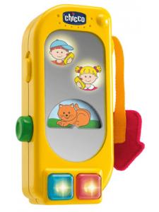 Игрушка развивающая Chicco Видеотелефон