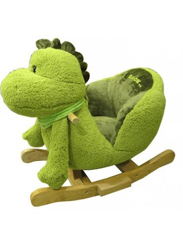Детская качалка-кресло Зверята