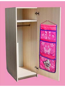 Кармашек в шкафчик для детского садика