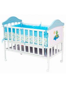 Кроватка металлическая BabyHit Sleepy