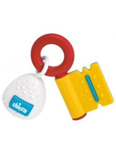 Игрушка развивающая Chicco Ключ-радуга