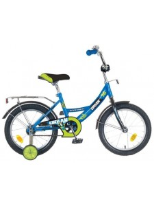 """Велосипед детский 16"""" Novatrack Urban 163BL6"""