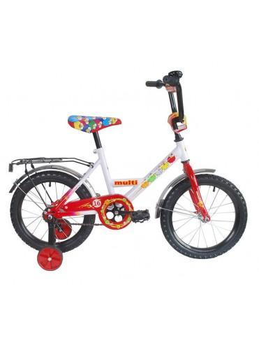 """Велосипед детский Мультяшка Multi 16"""" KG1604"""