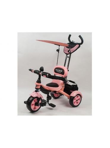 Велосипед с ручкой Mars Trike