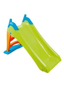 Детская пластиковая мини горка КАССОН