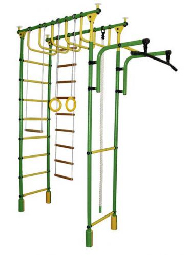 Детские игровые площадки Великан-1С ПЛЮС + подарок мат гимнастический