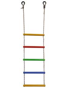 Лестница веревочная 5 перекладин