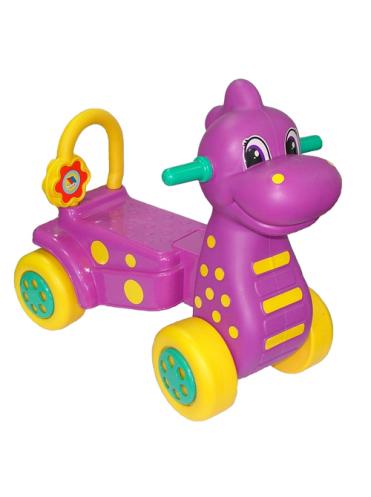 Детская каталка динозавр Дино