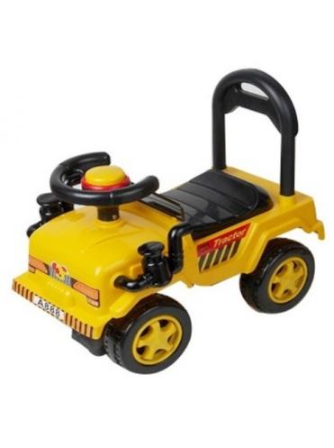 Детская каталка Tractor Smart Trike