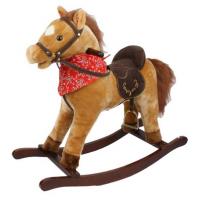 Детская мягкая качалка Пони GS2021