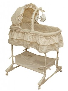 Кроватка-люлька детская Pituso-3012