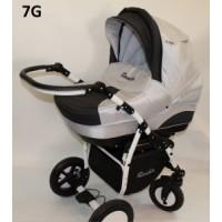 Модульная коляска Plaudi Ravella 2 в 1