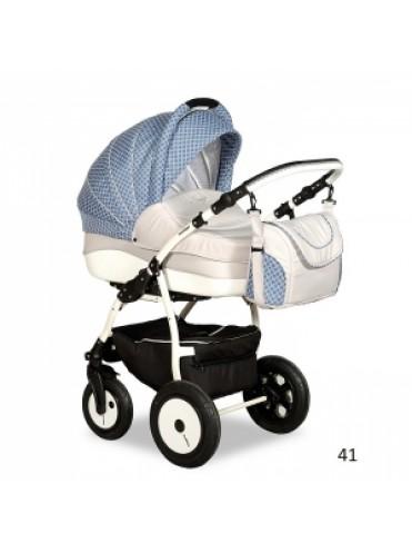 Модульная коляска Slaro Indigo Color 2 в 1