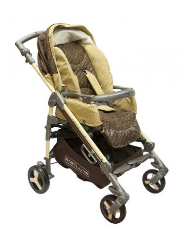 Прогулочная коляска Babylux 205 S (4 колеса)