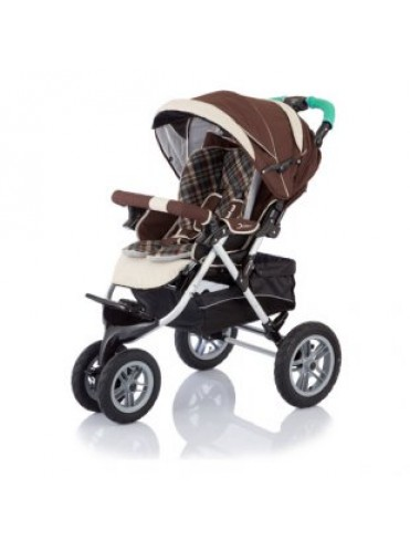 Прогулочные коляски трехколесные Jetem Prism
