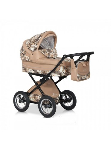 Классическая коляска ANGEL Leaves Collection (Caretto)