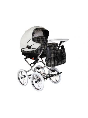 Классическая коляска Kajtex Tramonto Len