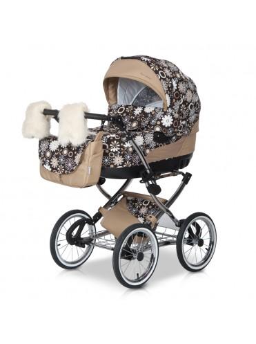 Классическая коляска MICHELLE Color F 3 в 1
