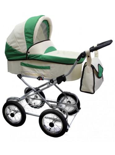 Коляски для новорожденных Retrus Planet S на надувных колесах