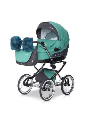 Классическая коляска Michelle Classic (Caretto) 2 в 1