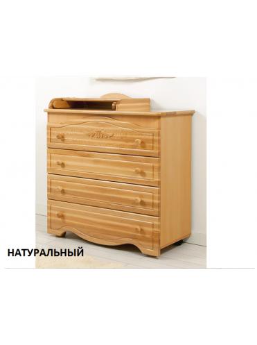 Комод с пеленальным столиком Сильвия Люкс Gandylyan