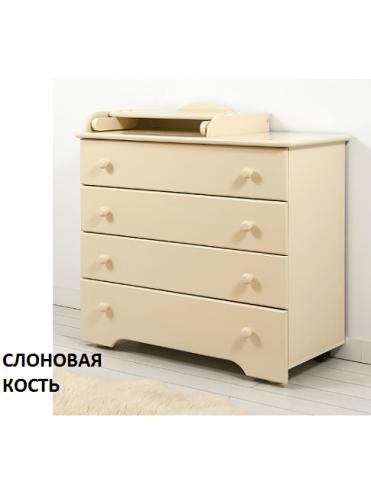 Комод с пеленальным столиком Сильвия Gandylyan