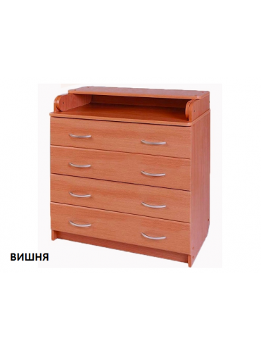 Комод с пеленальным столиком Ульяна 80/4 ЛДСП