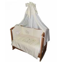 Комплект в кроватку Зайка 7 предметов