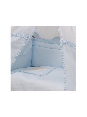 Комплект в кроватку Звездочка 7 предметов