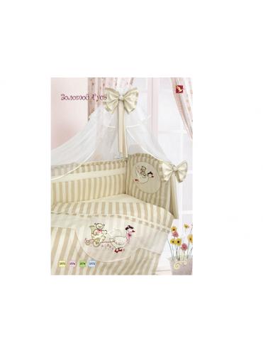 Комплект в кроватку Золотой Гусь Золотой Гусь 10 предметов