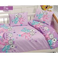 Комплект в кроватку Друзья 6 предметов
