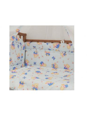 Комплект в кроватку Мальвина 7 предметов