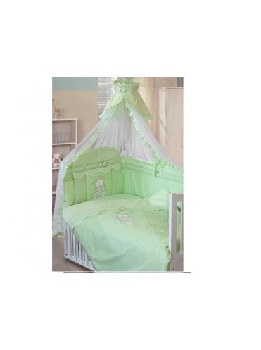 Комплект в кроватку Золотой Гусь Сабина 7 предметов