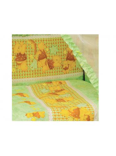 Комплект в кроватку Топтыжка 7 предметов