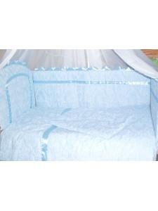Комплект в детскую кроватку Ажур 6 предметов